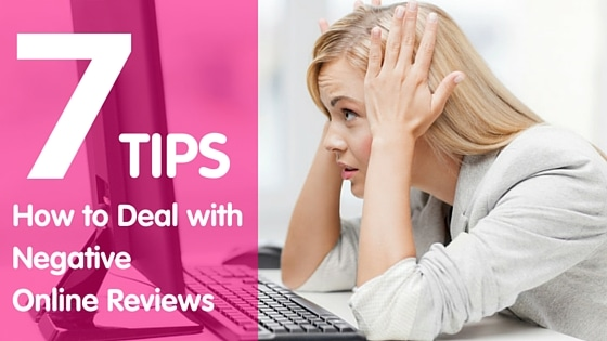 How to Handle a Negative Online Review