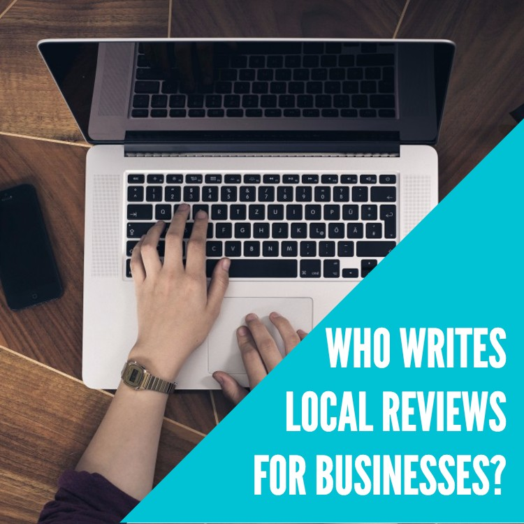 Who Writes Local Reviews for Businesses